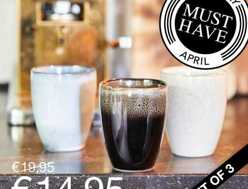 Monthly Musthave April.